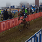 gage hecht at 2017 cx worlds