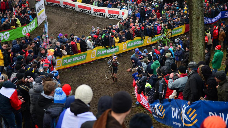 Crowds at Namur World Cup. Photo Credits to Sport.be