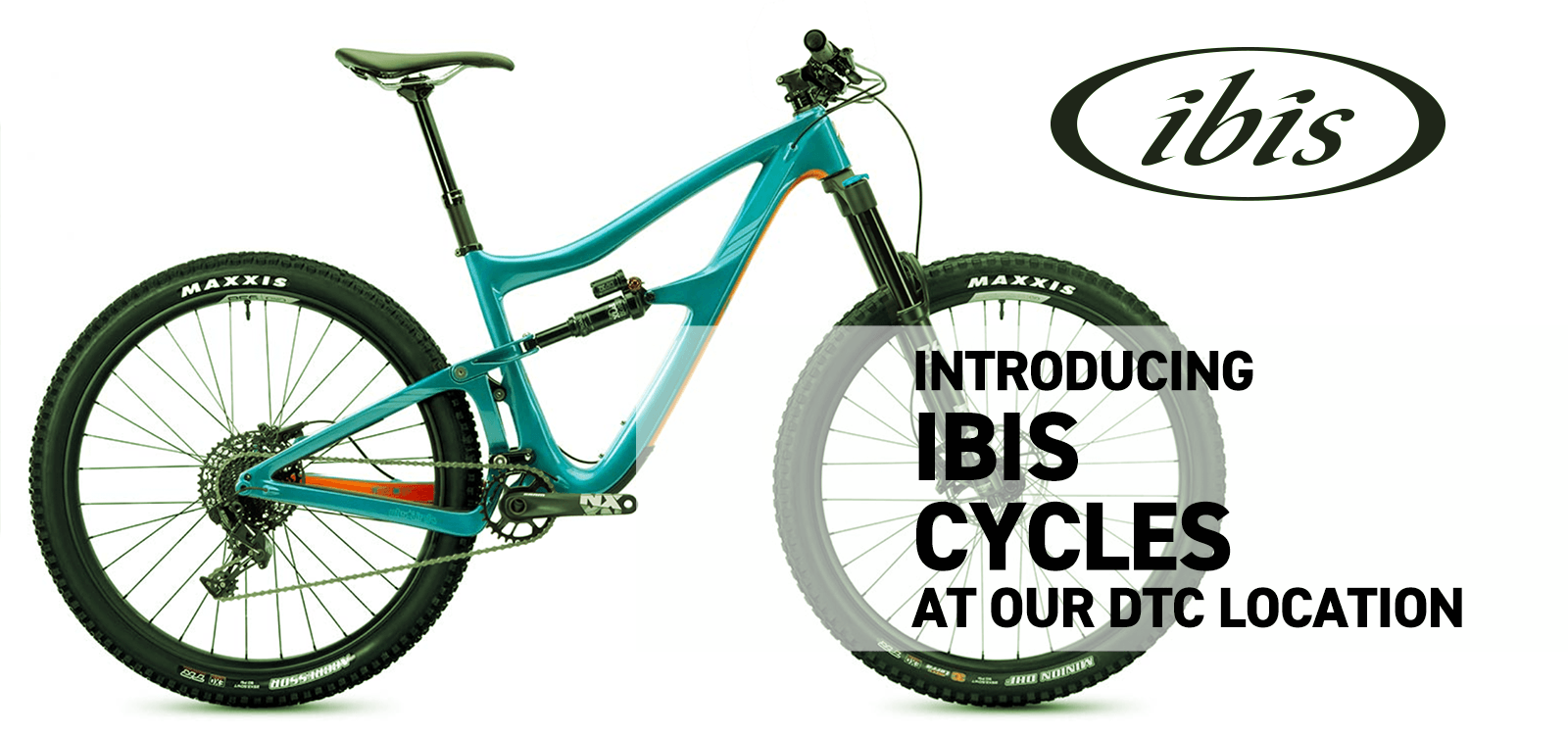 Ibis Cycles now available at Alpha Bicycle Company