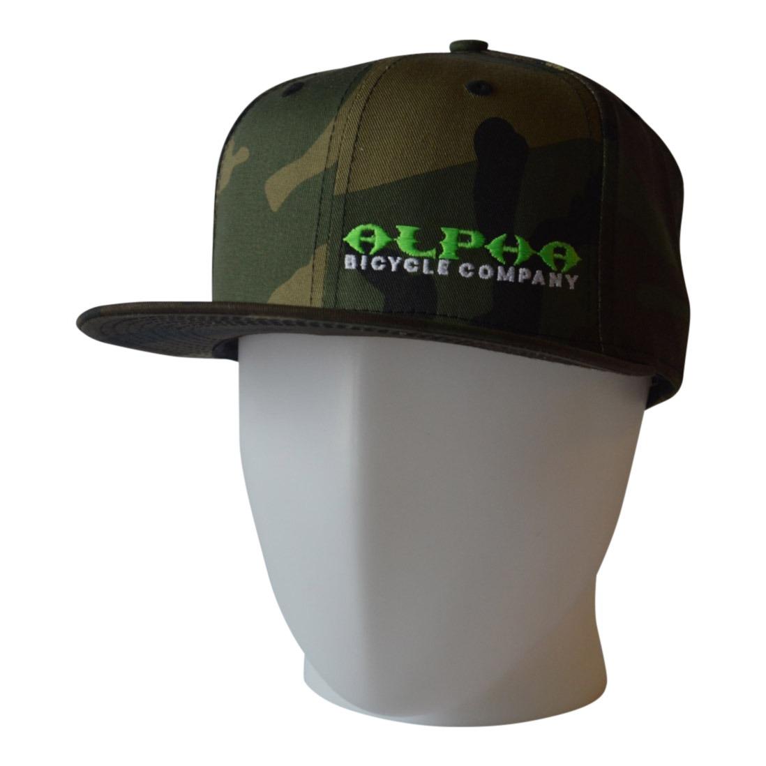 Alpha Camo Hat